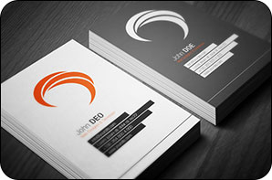 Business cards in richmond black and white or color reheart Gallery